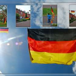Oranje of Duitsland....