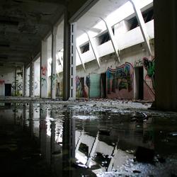 Urban Exploration Textiel fabriek