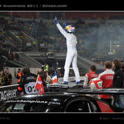 Ogier wint ROC 2011