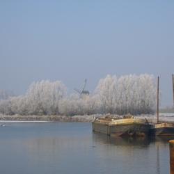 Winter in Batenburg