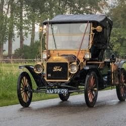 Ford- oldtimer