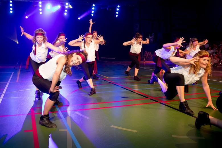 ID Dance Factory - Ik was voor de krant gevraagd een Dance Event te verslaan. Nu had ik nog nooit zoiets gedaan en aldaar merkte ik al snel dat een do