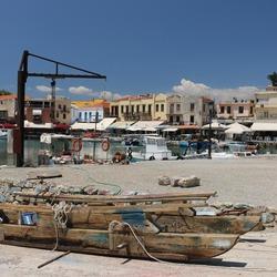 Venetiaanse haven Rethymnon