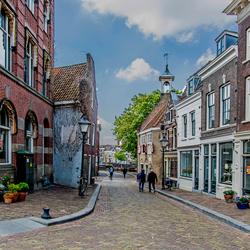 straatje Delfshaven 1