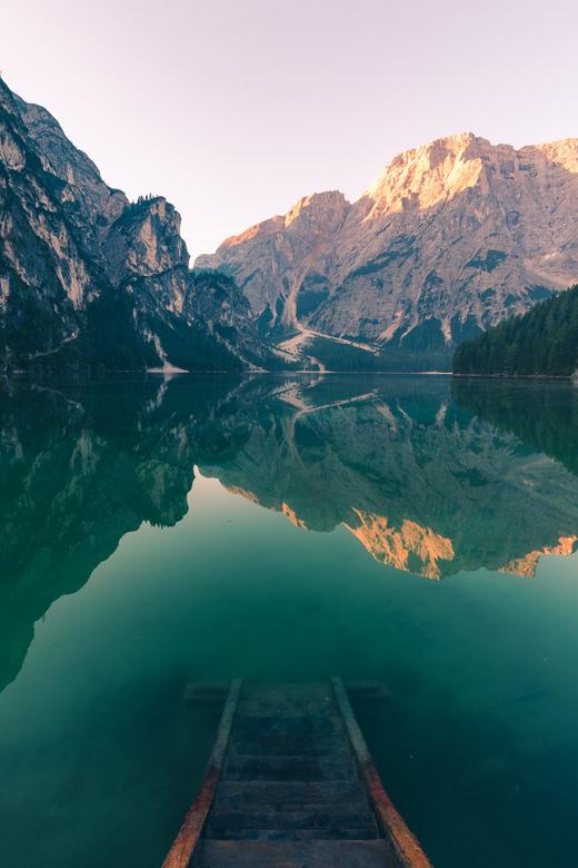 Mijn favoriete meer in Europa; Lago Di Braies  -