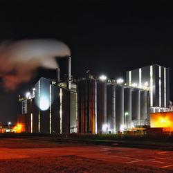 Fabriek PPG Delfzijl