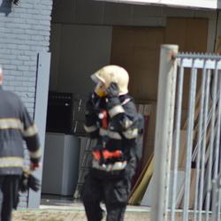 Industriebrand Helmond