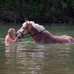 Beloning voor het zwemmen verkleind