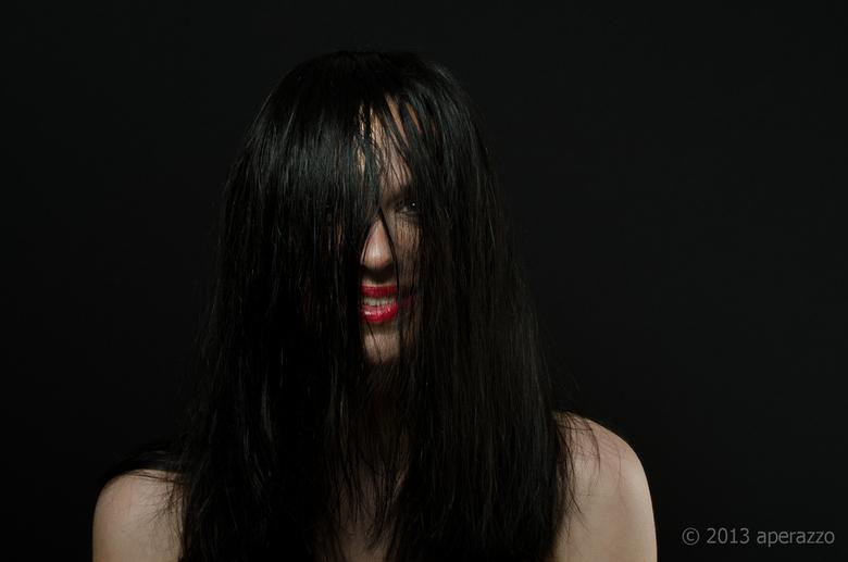 Sarah - Foto uit een shoot van een kennis.