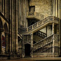 Escalier des Libraires