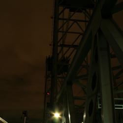 botlek brug bij nacht 2