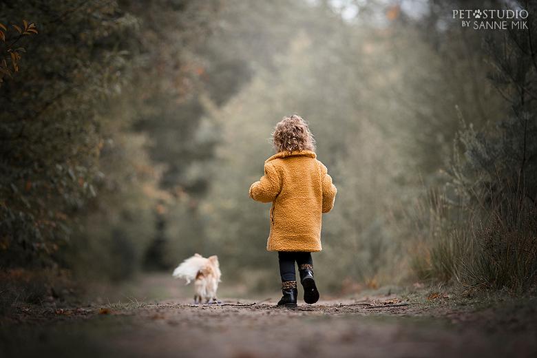 Best Friends - Kind & hond, prachtige combinatie. Hondenfotograaf Pet Studio