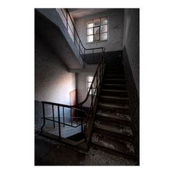 Stairway bij Brewery
