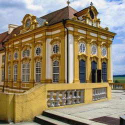 Klooster Stift Melk in Oostenrijk