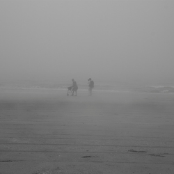 Granny in the mist