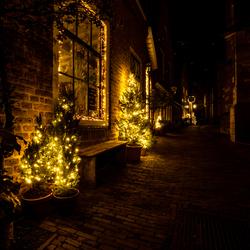 Kerstsfeer in Nijmegen