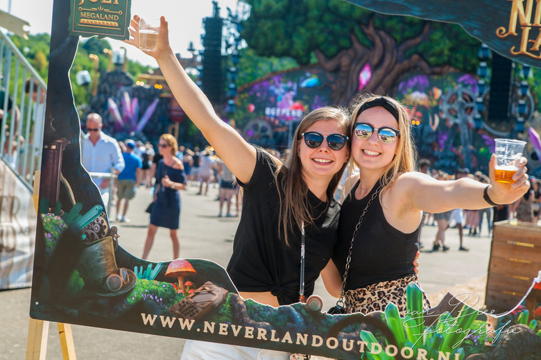 Having fun at Neverland Outdoor