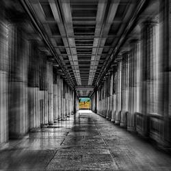 wanneer licht aan het einde van de tunnel
