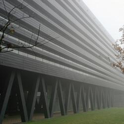 werken in de mist ?