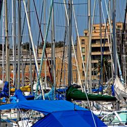 masten in Marseille