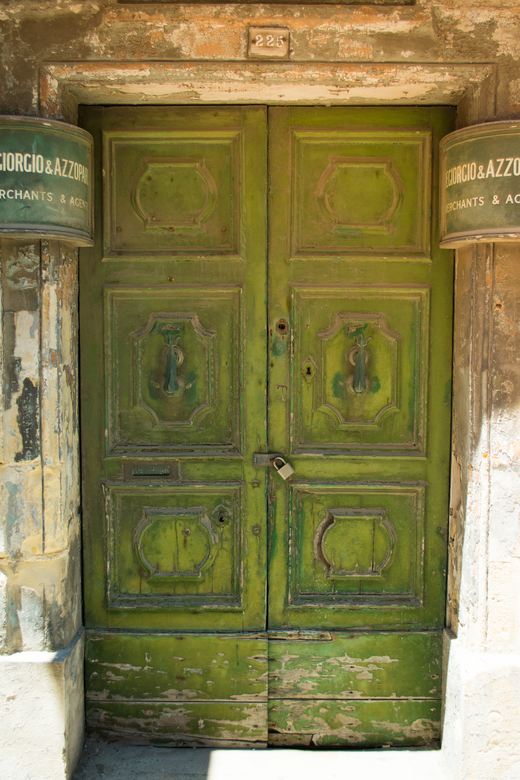 Doors Of Malta - Locked