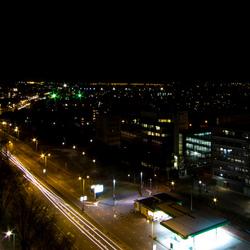 Transwijk @ night