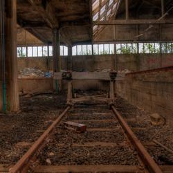 Montzen Gare 17-10-10 HDR