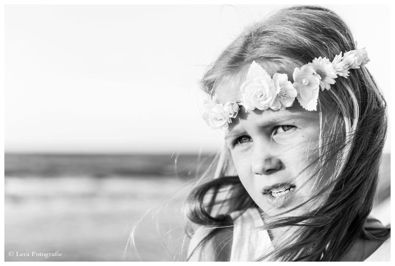 kleine meid -