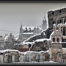 Gdansk stadsgezicht