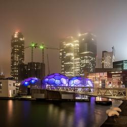 Rotterdam in de mist 5