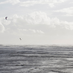 Storm-Kitesurfen