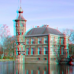 kasteel Bouvigne Breda 3D