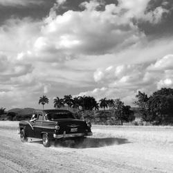 Cuba on road