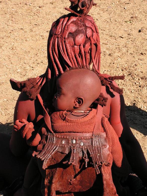 Namibië - Himba's -