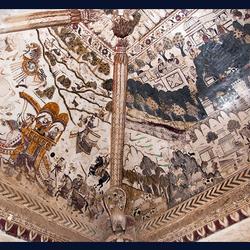 beschilderd gewelf van zaal in paleis 1502270737RmW