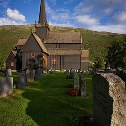 Staafkerk, Noorwegen