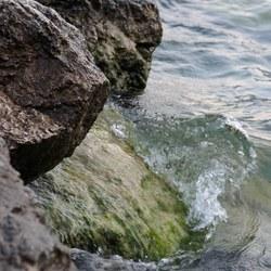 Gardameer dichtbij
