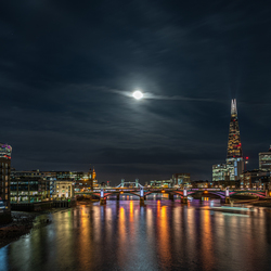 Londen by night