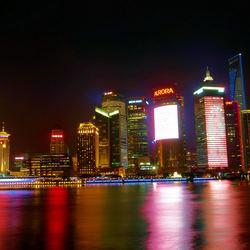 Shanghai centrum