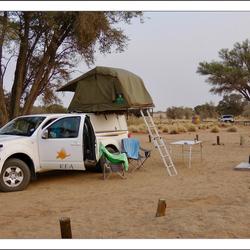 Camping Sossusvlei