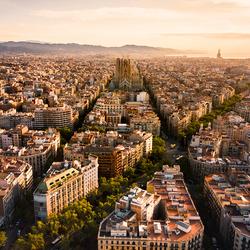 Barcelona ontwaakt