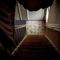 abandoned - trap