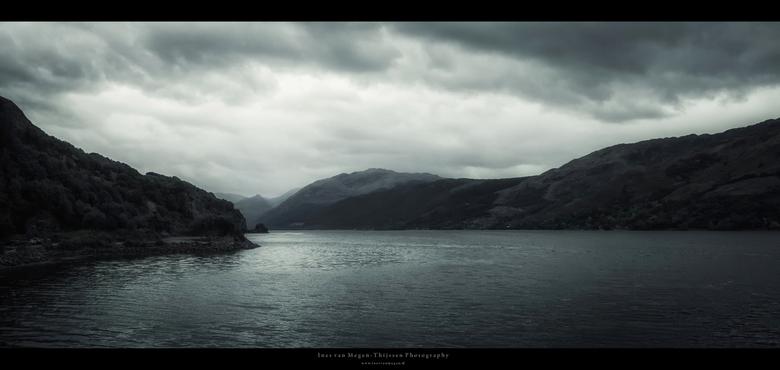 Loch Duich - Al 25 jaar had ik ervan gedroomd. Nu eindelijk ben ik er geweest. Het fantastische landschap niet alleen zien, maar ook voelen. Regen, wi