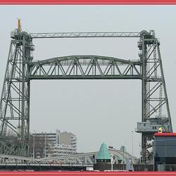 Spoorbrug Rotterdam