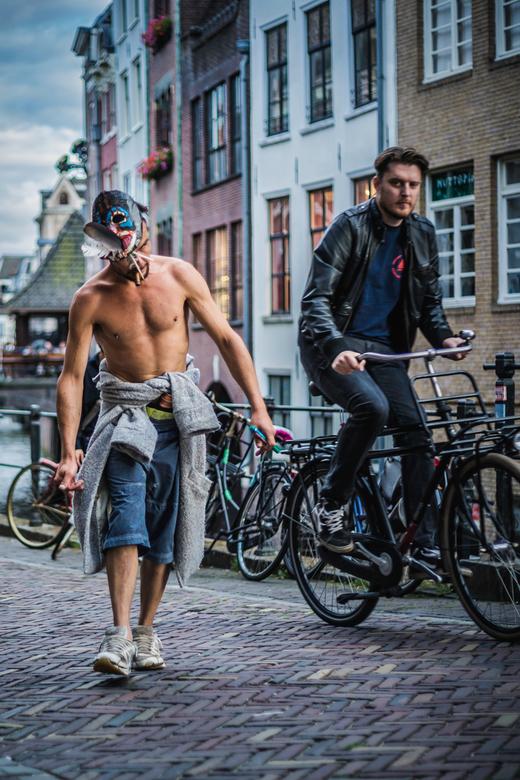 Straatfotografie Utrecht  - Je kunt van alles tegenkomen met straatfotografie