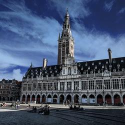Ladeuzenplein...Leuven.