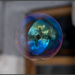 World in Bubbles: Dom van Utrecht (2)