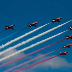 Red Arrows III