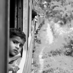 The Boy, The Train