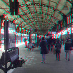 Station Nijmegen 3D